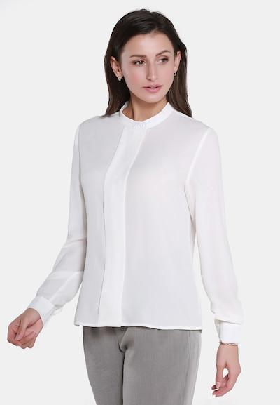 usha BLACK LABEL Bluse in weiß, Modelansicht