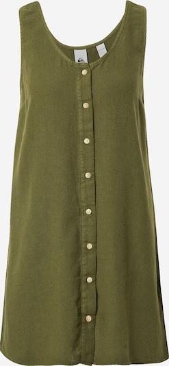 QUIKSILVER Robe-chemise en vert foncé, Vue avec produit