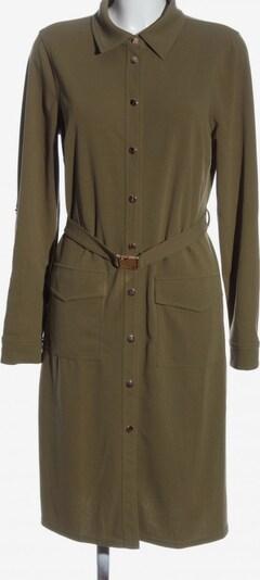 JustFab Hemdblusenkleid in L in bronze, Produktansicht