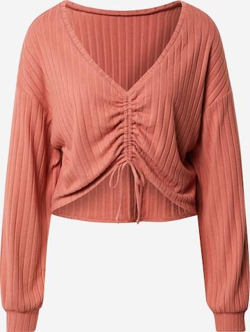 Gilly Hicks Shirt in Braun
