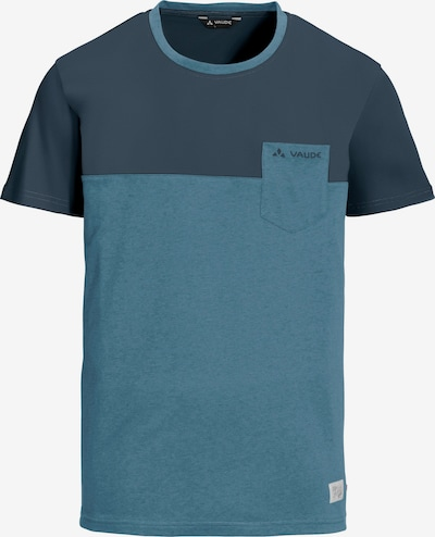 VAUDE T-Shirt 'Nevis III' in blau / navy, Produktansicht