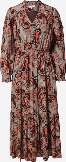 Suncoo Robe-chemise 'Calypso' en marron / mélange de couleurs, Vue avec produit
