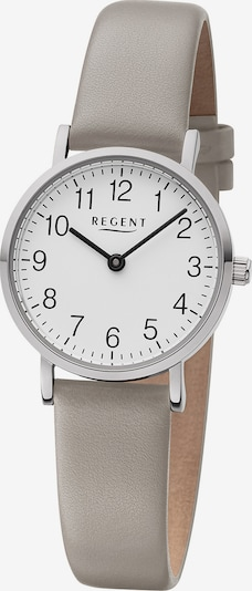 REGENT Analog Watch in Grey / Silver / White, Item view