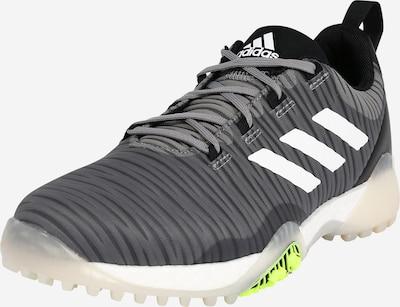 adidas Golf Sportschuh 'CODECHAOS' in graumeliert / schwarz / weiß, Produktansicht