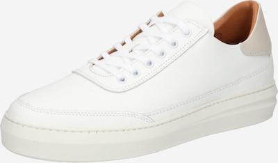 Sneaker low 'AREN' Shoe The Bear pe maro cămilă / alb, Vizualizare produs