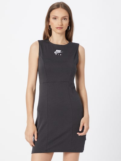 Nike Sportswear Šaty - tmavě šedá, Model/ka