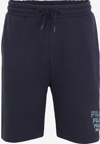 FILA Spordipüksid 'Luke', värv sinine