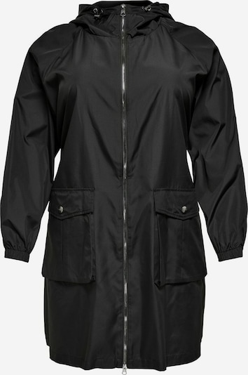 ONLY Carmakoma Mantel in schwarz, Produktansicht