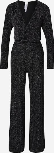 KENDALL + KYLIE Jumpsuit in schwarz / silber, Produktansicht