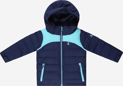 Kamik Jacke 'Zinnia' in hellblau / dunkelblau, Produktansicht