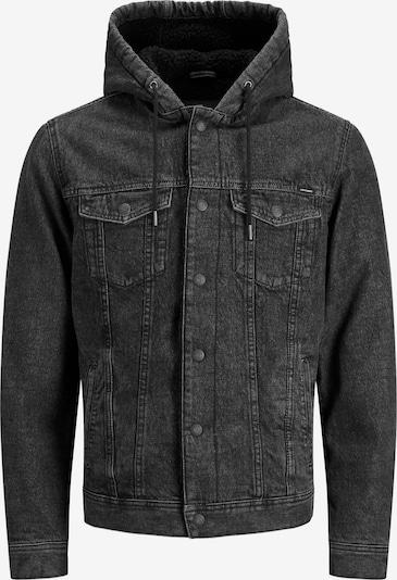 JACK & JONES Jacke in black denim, Produktansicht