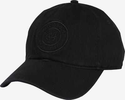 Marc O'Polo Casquette en noir, Vue avec produit