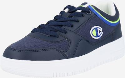 Champion Authentic Athletic Apparel Sneaker in blau / navy / gelb, Produktansicht