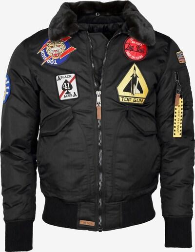 TOP GUN Between-Season Jacket in Mixed colors / Black, Item view