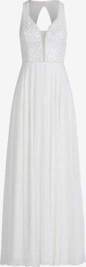 Vera Mont Robe de soirée en blanc perle, Vue avec produit