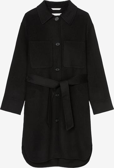 Marc O'Polo Manteau mi-saison en noir, Vue avec produit