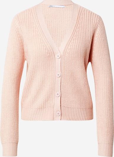 Only (Petite) Strickjacke 'SOOKIE' in rosa, Produktansicht