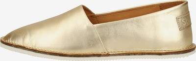 SHABBIES AMSTERDAM Slipper in gold, Produktansicht