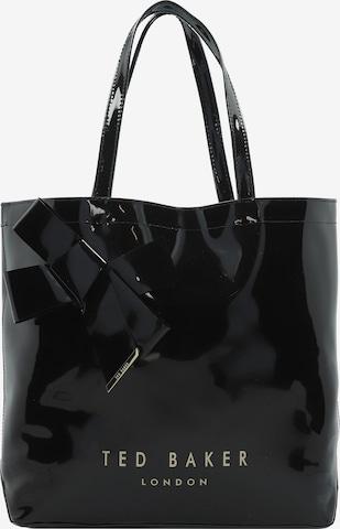 Ted Baker Torba shopper w kolorze czarny