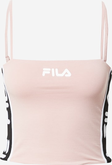 FILA Top 'Takoda' - pastelová fialová / černá / bílá, Produkt