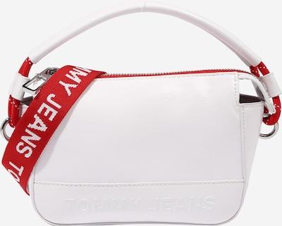 Tommy Jeans Torba preko ramena u crvena / bijela, Pregled proizvoda