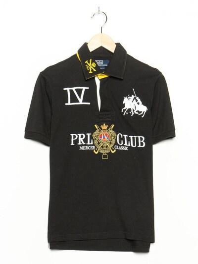 POLO RALPH LAUREN Polohemd in S-M in schwarz, Produktansicht