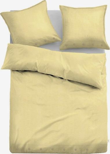 TOM TAILOR Bettbezug in gelb, Produktansicht