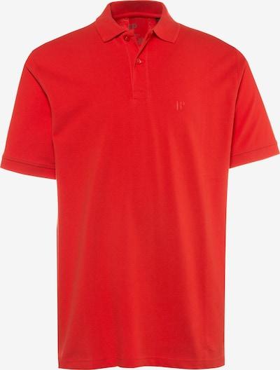 JP1880 Poloshirt in rot, Produktansicht