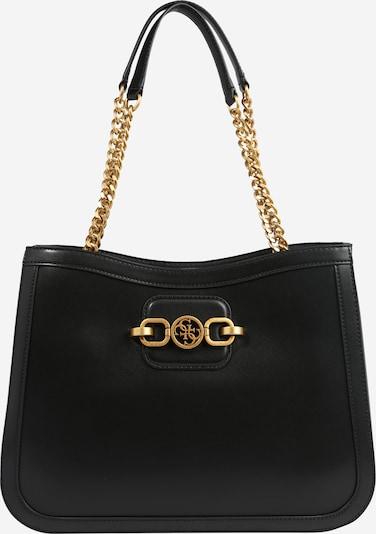 GUESS Shoulder Bag 'HENSELY' in Gold / Black, Item view