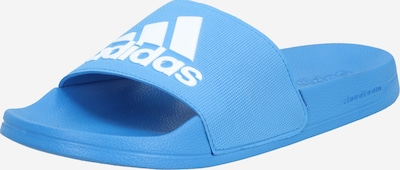 ADIDAS PERFORMANCE Pantolette 'ADILETTE SHOWER' in blau, Produktansicht