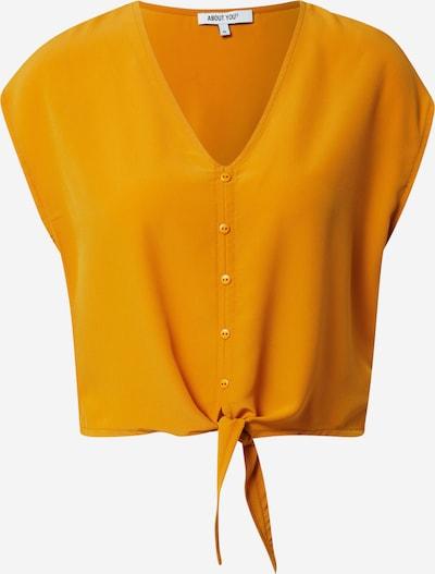 ABOUT YOU T-shirt 'Jule' en moutarde, Vue avec produit