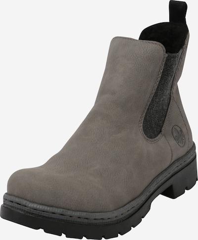 RIEKER Chelsea Boots in grau, Produktansicht