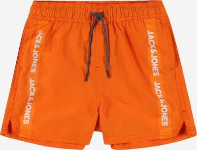 Jack & Jones Junior Peldšorti oranžs / balts, Preces skats