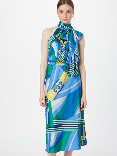 Rochie de cocktail 'MEREDINA' Lauren Ralph Lauren pe albastru / culori mixte, Vizualizare model
