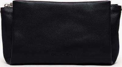Gretchen Clutch 'Cassia' in schwarz, Produktansicht
