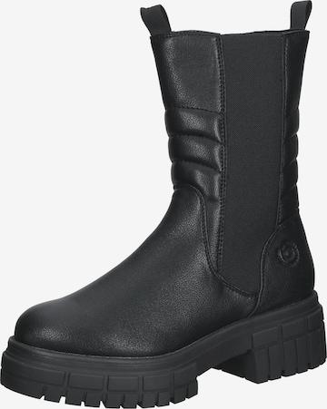 bugatti Chelsea Boots in Black