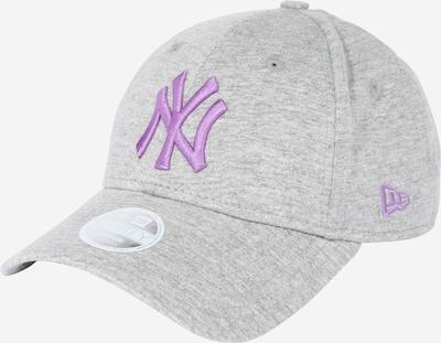 Cappello da baseball '9FORTY' NEW ERA di colore grigio / lilla, Visualizzazione prodotti