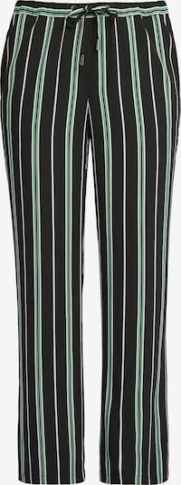 Vogelsang Hose in mint / schwarz / weiß, Produktansicht
