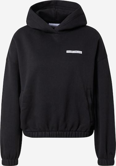 Calvin Klein Jeans Sweatshirt in Black, Item view