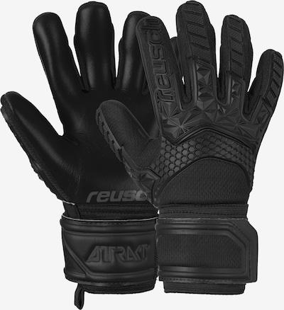 REUSCH Torwarthandschuhe 'Attrakt Freegel S1' in schwarz, Produktansicht