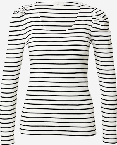 Kaffe Shirt 'Kayli Liddy' in Black / White, Item view