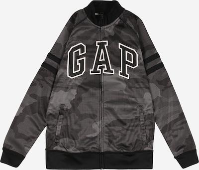 GAP Prehodna jakna | siva / antracit / svetlo siva barva, Prikaz izdelka