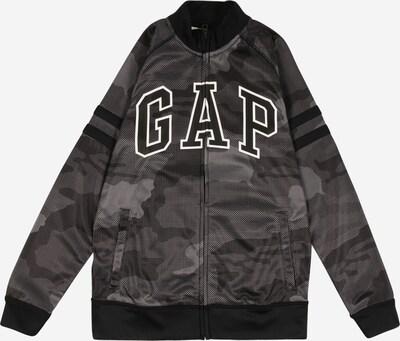 GAP Jacke in grau / anthrazit / hellgrau, Produktansicht