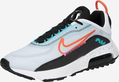 Nike Sportswear Nízke tenisky 'Air Max 2090' - dymovo modrá / neónovo oranžová / čierna / biela, Produkt