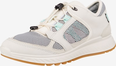 ECCO Sneakers low 'Exostride' in Grey / Mint / White, Item view