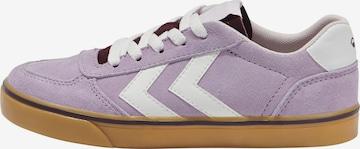 Hummel Sneaker in Lila