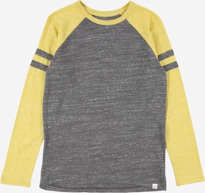 GAP Shirt in gelbmeliert / graumeliert, Produktansicht