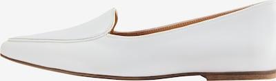 usha WHITE LABEL Chaussons en blanc, Vue avec produit