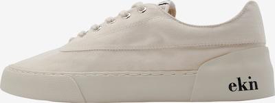 Sneaker low 'Keir' EKN Footwear pe alb, Vizualizare produs