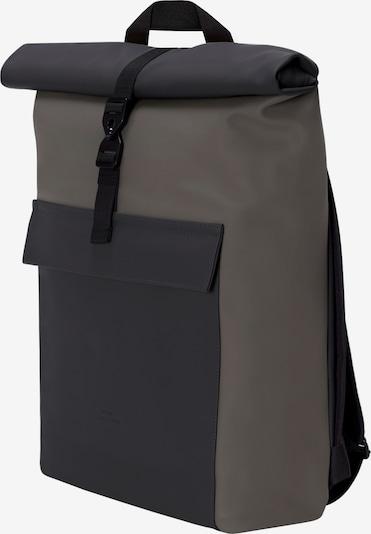 Ucon Acrobatics Rucksack 'Jasper' in schlammfarben / schwarz, Produktansicht